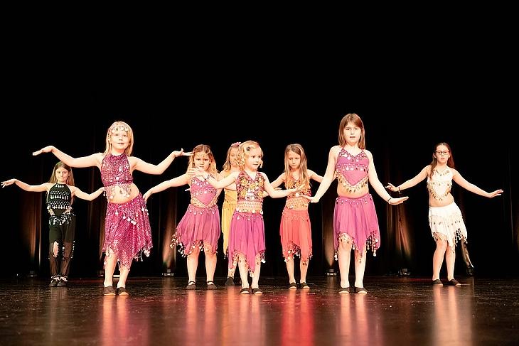 Orientalisches Tanzen