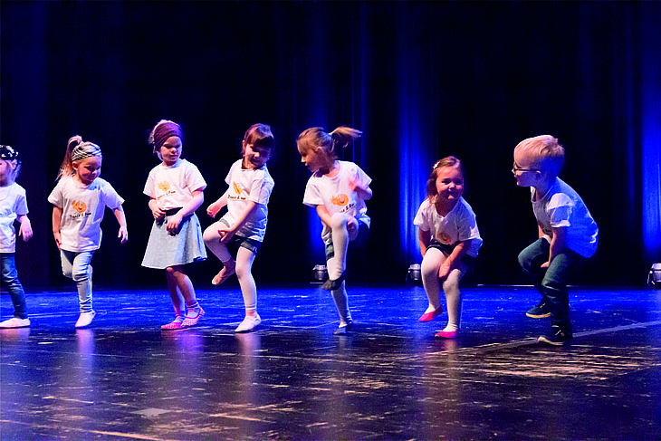 Tanzkindergarten