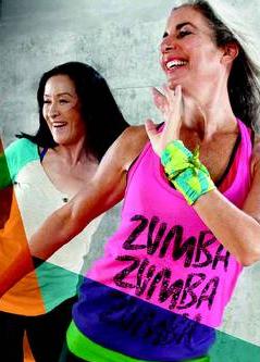 Zumba Tanz